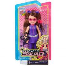 Barbie: Titkos ügynök csemete baba lila