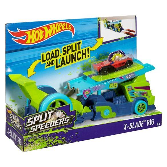 Hot Wheels Split Speeders szállító autó