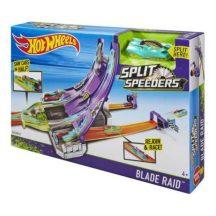 Hot Wheels Split Speeders szeletelő pálya