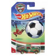 Hot Wheels UEFA EURO CUP kisautók - CIRCLE TRUCKER 3/8