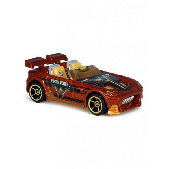 Hot Wheels DC Batman v Superman kisautók TANT RUM 7/7