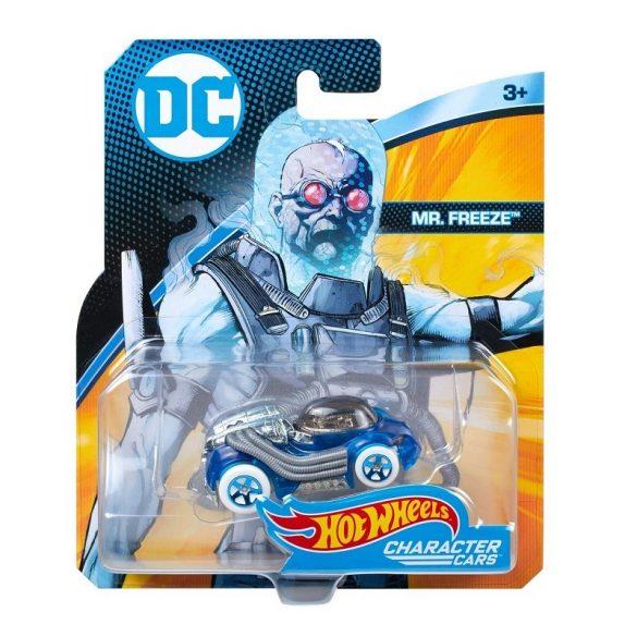 Hot Wheels DC Comics Mr. Freeze kisautó