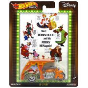 Hot Wheels Walt Disney kisautók - 3D-Livery