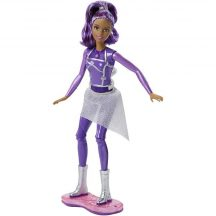 Barbie: Csillagok között - Sal-lee baba légdeszkával