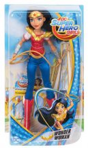 DC Super Hero Girls figurák - WONDER WOMAN