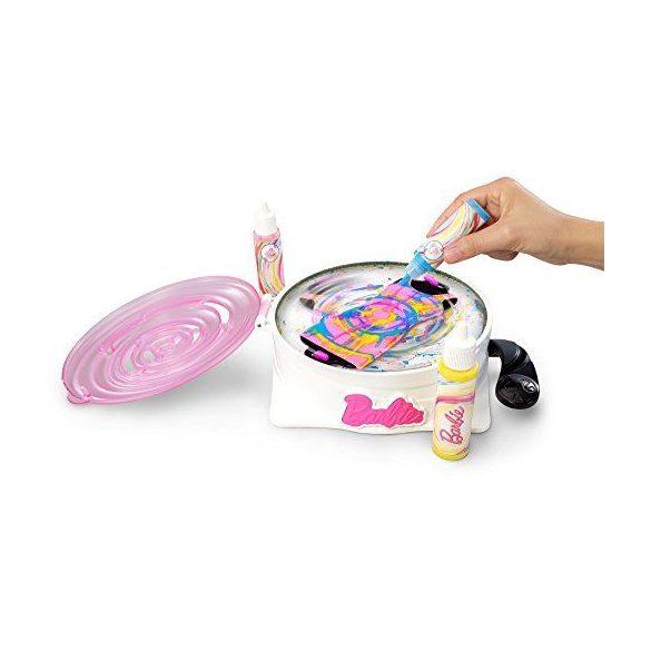 Barbie színkeverő centrifugával játékszett