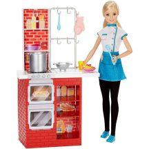 Barbie olaszkonyhával