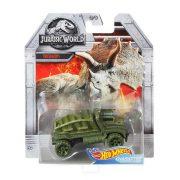 Hot Wheels Jurassic World kisautók - Triceratops 3/5