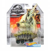 Hot Wheels Jurassic World kisautók - Stegosaurus 4/5