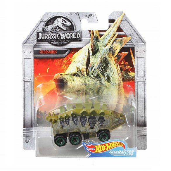 Hot Wheels Jurassic World kisautók - Stegosaurus 4/5
