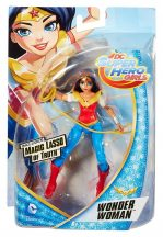 DC Super Hero Girls közepes figurák - WONDER WOMAN 15 cm