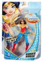 DC Super Hero Girls közepes figurák - WONDER WOMAN 15 cm