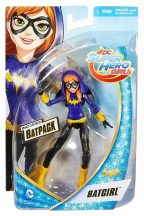 DC Super Hero Girls közepes figurák - BATGIRL 15 cm