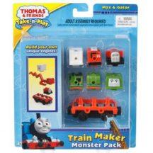 Fisher-Price Thomas mozdonygyár kiegészítő készlet - MAX és GATOR