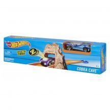 Hot Wheels alap pálya - Kobra barlang