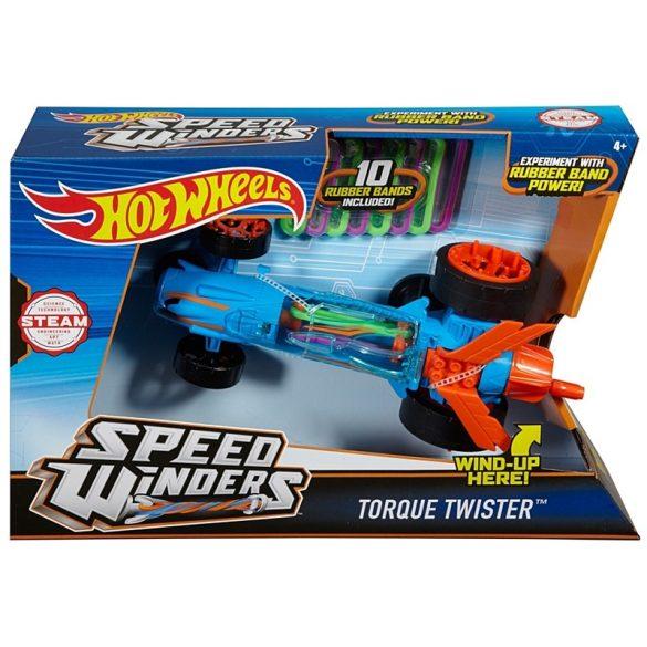 Hot Wheels Speed Winders megajárgányok - TORQUE TWISTER kék