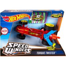 Hot Wheels Speed Winders megajárgányok - TORQUE TWISTER  piros