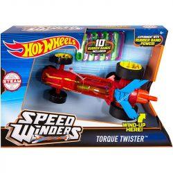 Hot Wheels Speed Winders megajárgányok - TORQUE TWISTER  piros