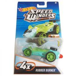 Hot Wheels Speed Winders járgányok - RUBBER BURNER