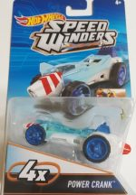 Hot Wheels Speed Winders járgányok - POWER CRANK