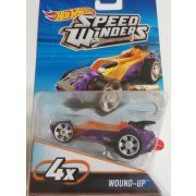 Hot Wheels Speed Winders járgányok - WOUND-UP