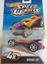 Hot Wheels Speed Winders járgányok - WOUND-UP