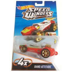 Hot Wheels Speed Winders járgányok - BAND ATTITUDE