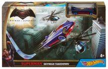 Hot Wheels DC Batman vs. Superman kisautó - Superman Skyhight Takedown