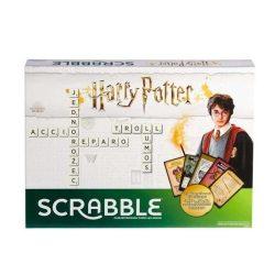 Scrabble Original társasjáték Harry Potter Edition (Angol nyelvű) + ajándék bögre