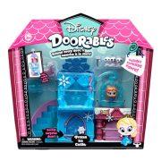 Doorables - Jégvarázs kastélya játékszett