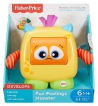 Fisher-Price Érzelmes szörnyecske