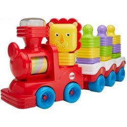 Fisher-Price Mini építők dzsungel vonat