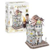CubicFun DS1005 3D puzzle Harry Potter - Gringotts Bank (74 db)