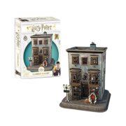 CubicFun DS1006 3D puzzle Harry Potter - Ollivander pálcaboltja (66 db)