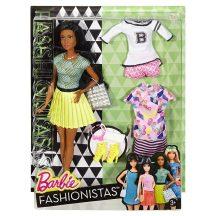 Barbie Fashionistas babák ruhákkal és kiegészítőkkel 34. - BE FABULOUS