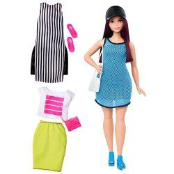 Barbie Fashionistas babák ruhákkal és kiegészítőkkel 38. - SO SPORTY