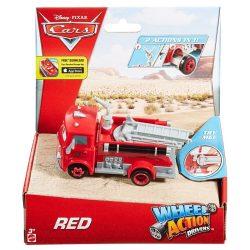 Verdák nagyméretű szórakoztató autók: ROJO szórakoztató tűzoltóautó