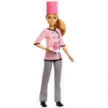 Barbie Karrierbabák - CUKRÁSZ (SZŐKE HAJÚ)