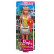 Barbie Karrierbabák - Szõke teniszezõ baba