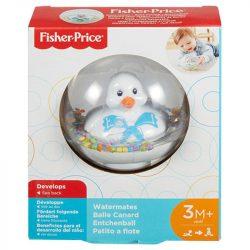 Fisher-Price Úszó kacsabarát - FEHÉR