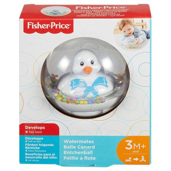 Fisher-Price Úszó kacsabarát fehér színben