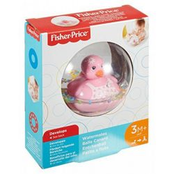 Fisher-Price Úszó kacsabarát - RÓZSASZÍN