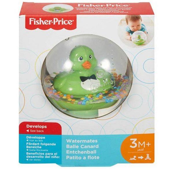 Fisher-Price Úszó kacsabarát zöldben