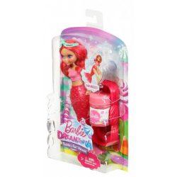 Barbie: Dreamtopia buborékfújó mini sellők - PINK CSERESZNYE