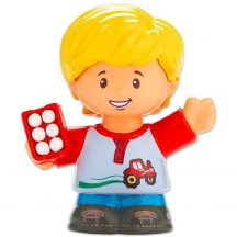 Fisher-Price Little People figurák - EDDIE