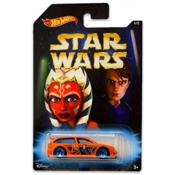 Hot Wheels Star Wars 2017 kisautók - AUDACIDUS 4/9