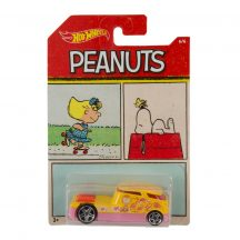 Hot Wheels Peanuts kisautók - QOMBIE 6/6