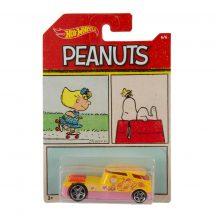 Hot Wheels Peanuts kisautók - QOMBIE 6/7