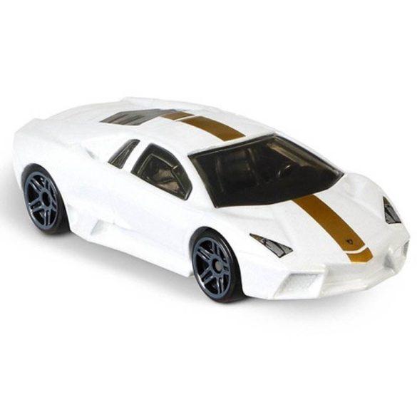 Hot Wheels Lamborghini kisautók - LAMBORGHINI REVENTÓN 8/8