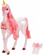 Barbie Dreamtopia - Világos rózsaszín unikornis